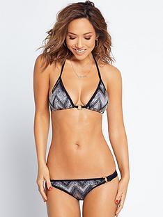myleene-klass-zig-zag-sequin-bikini-set-metallic