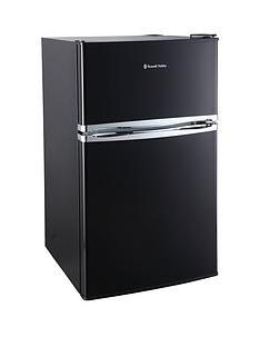 Russell Hobbs RHUCFF50B Under Counter Freestanding Fridge Freezer with FREE extended guarantee*