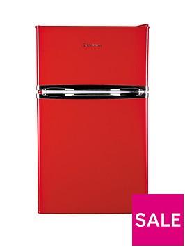 russell-hobbs-rhucff50r-50cm-wide-under-counter-freestanding-fridge-freezer-red
