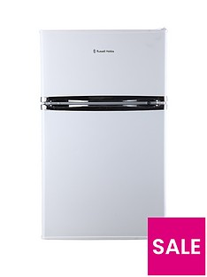 Russell Hobbs RHUCFF50W Under-Counter Freestanding Fridge Freezer with FREE 1+1yr extended guarantee*
