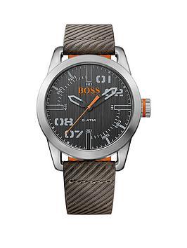hugo-boss-hugo-boss-oslo-casual-black-dial-grey-strap-strap-mens-watch