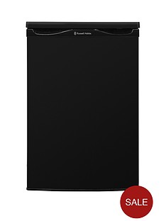 russell-hobbs-rhuclf55b-freestanding-55cm-wide-under-counter-larder-fridge-black