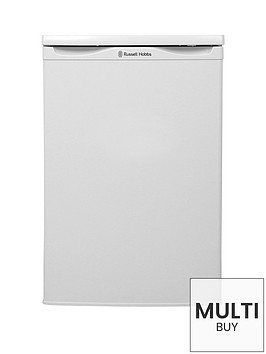 russell-hobbs-rhuclf55bb-freestanding-55cm-wide-under-counter-larder-fridge-white