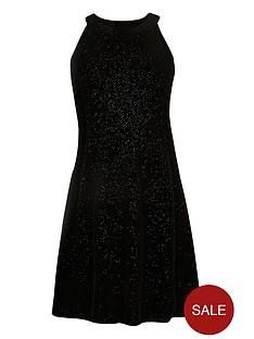 river-island-girls-black-sparkly-velvet-dress