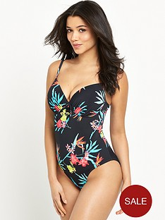 lepel-tropics-moulded-plunge-underwired-swimsuit