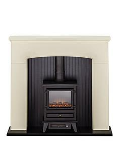 fireplaces fire suites very co uk rh very co uk fireplaces for sale ebay uk Wood-Burning Fireplaces for Sale