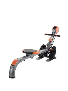 Body Sculpture Foldable Rower and Gym with DVD