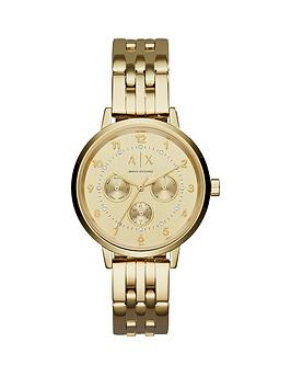armani-exchange-armani-exchange-payton-gold-tone-multi-dial-stainless-steel-bracelet-ladies-watch