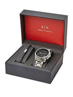 armani-exchange-armani-exchange-outerbanks-black-dial-stainless-steel-watch-amp-bracelet-mens-gift-set
