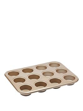 paul-hollywood-paul-hollywood-muffin-pan-12-cup-loose-base-non-stick-35-x-27cm