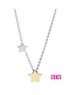 fossil-fossil-2-tone-star-and-heart-pendant-boxed-gift