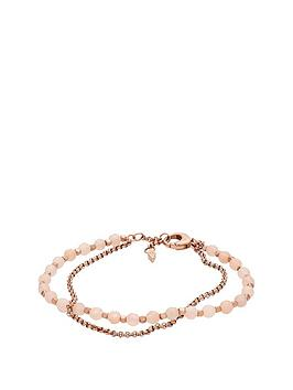 fossil-fossil-rose-gold-plate-crystal-and-pink-stone-bracelet
