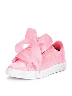 puma-basket-heart-patent-children