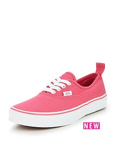 vans-vans-authentic-elastic-lace-children