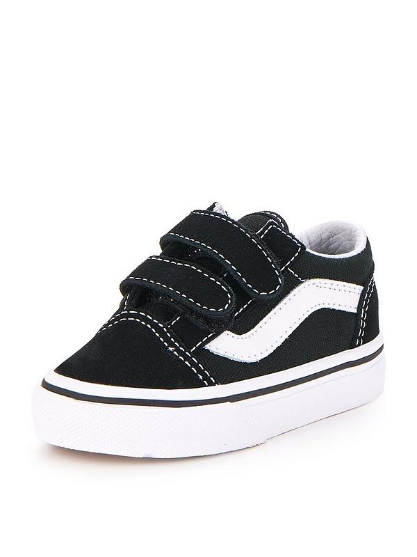 shop for select for newest discount price Old Skool Infant Trainer - Black