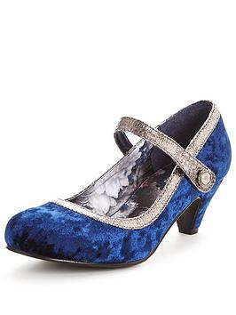 joe-browns-crushed-velvet-mary-janes