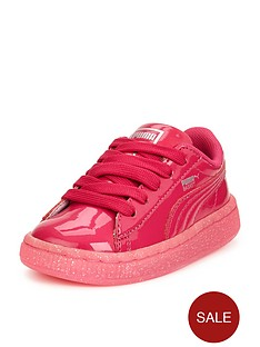 puma-basket-patent-iced-glitter-infant