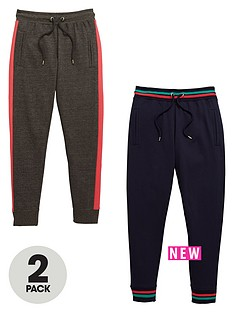 v-by-very-girls-zip-detail-joggers-2-pack