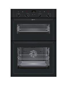 neff-u14m42s5gb-built-in-electric-double-oven-with-circothermregnbsp--black