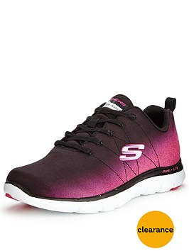 skechers-flex-appeal-20-bright-side-lace-up-trainer-3