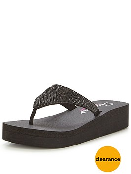 skechers-vinyasa-wedge-flip-flop