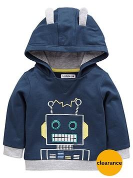 ladybird-baby-boys-robot-overhead-hoodie