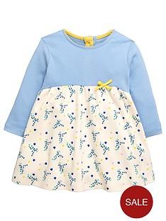 ladybird-baby-girls-long-sleeve-floral-interlock-dress