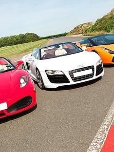 virgin-experience-days-fathers-day-triple-supercar-blast