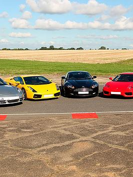 virgin-experience-days-fathers-day-five-supercar-blast