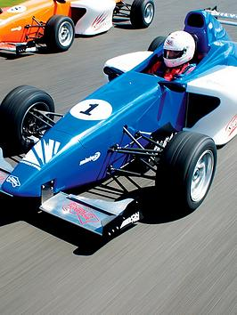 virgin-experience-days-fathers-day-silverstone-single-seater-racing-car-experience
