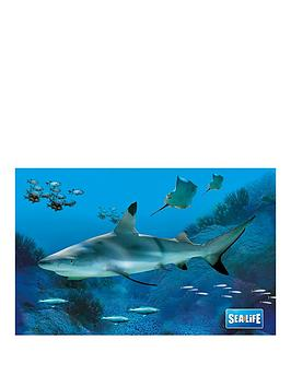 virgin-experience-days-visit-to-sealife-london-aquarium-and-three-course-meal-for-two-at-brasserie-blanc-southbank