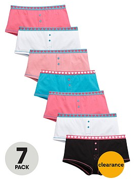 v-by-very-girls-core-shortienbspbriefs-7-pack