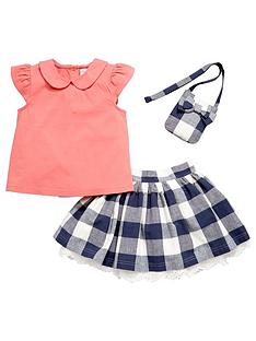 mini-v-by-very-girls-broderie-top-check-skirt-and-bag-set