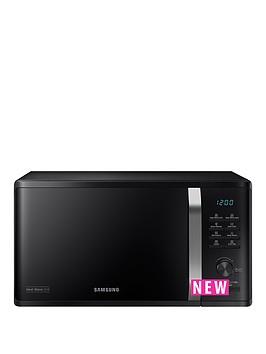 samsung-mg23k3575akeunbsp23-litre-microwave-with-heat-wave-grill-black