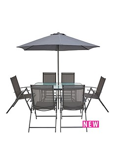 hawaii-8-piece-set-gunmetal-grey