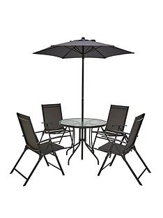 cuba-6-piece-set-gunmetal-grey