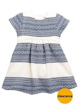 mini-v-by-very-girls-textured-stripe-dress