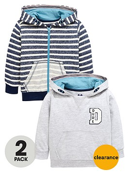 mini-v-by-very-boys-stripe-and-marl-hoodiesnbsp2-pack