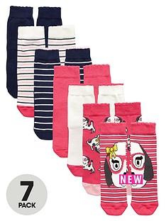 mini-v-by-very-girls-puppy-stripe-socks-7-pack