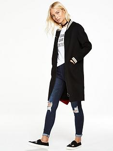 v-by-very-longline-striped-rib-bomber-jacket