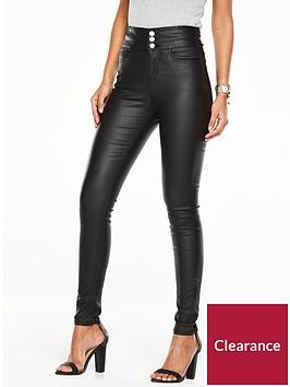v-by-very-tall-macy-high-waisted-coated-skinny-jean-black