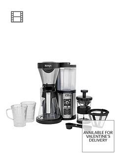 NINJA Coffee Bar Auto-iQ Brewer withGlass Carafe CF060UK