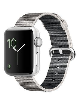 apple-watch-series-2-38mm-silver-aluminium-case-with-pearl-woven-nylon-band