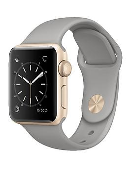 apple-watch-series-2-38mm-gold-aluminium-case-with-concrete-sport-band