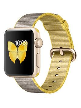 apple-watch-series-2-38mm-gold-aluminium-case-with-yellowlight-grey-woven-nylon-band