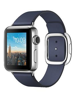apple-watch-series-2-38mm-stainless-steel-case-with-midnight-blue-modern-buckle-medium