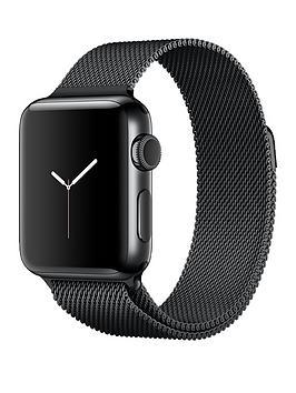 apple-watch-series-2-38mm-space-black-stainless-steel-case-with-space-black-milanese-loop