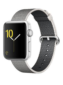 apple-watch-series-2-42mm-silver-aluminium-case-with-pearl-woven-nylon-band