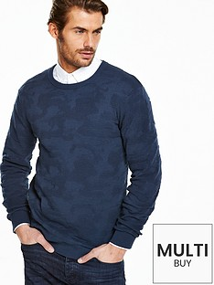 v-by-very-long-sleeve-crew-neck-camo-jumper