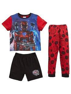 power-rangers-3-piece-boys-pyjamas-set